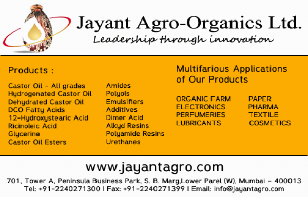 Jayant Agro Organics Ltd