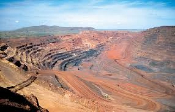 DISRUPTING OPERATION OF MINES AND PORTS KEEP IRON ORE PRICES ELEVATED
