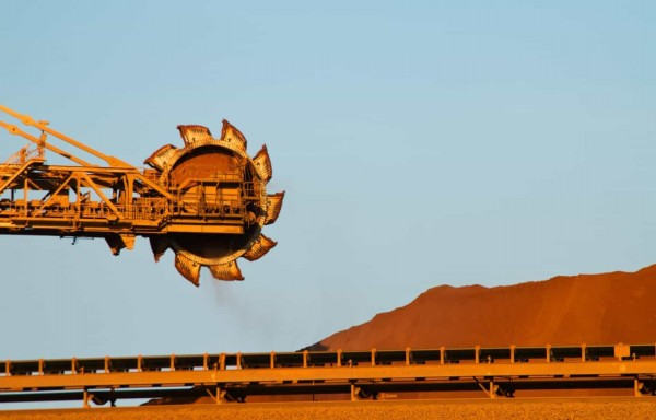 IRON ORE INCREASED $58 TON OR 37% SINCE THE BEGINNING OF 2021