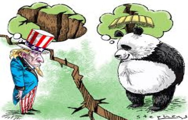 TRADE TENSION BETWEEN CHINA AND THE US IS NEGATIVE FOR RUBBER