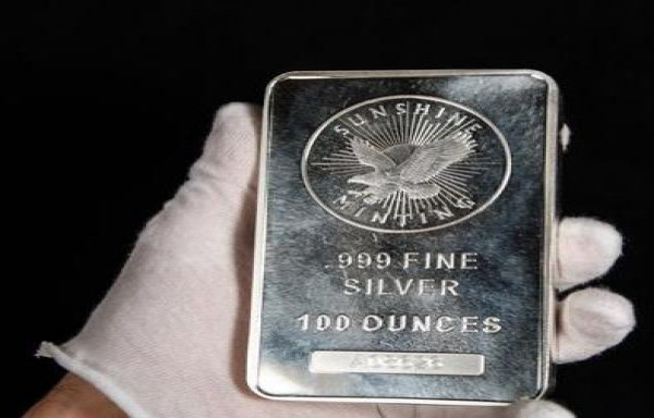 LOVE AFFAIR WITH SILVER IS OVER 25% PRICE FALL IN SEPTEMBER
