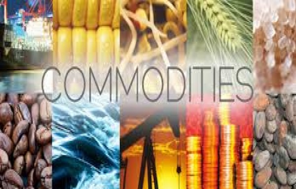 COMMODITY MARKETS ARE RIGHT NOW IN A PANIC SELL OFF MOD