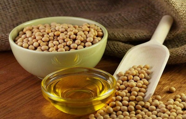 AFTER SEVEN STRAIGHT DAYS OF GAINS SOYBEAN AT ONE MONTH HIGH