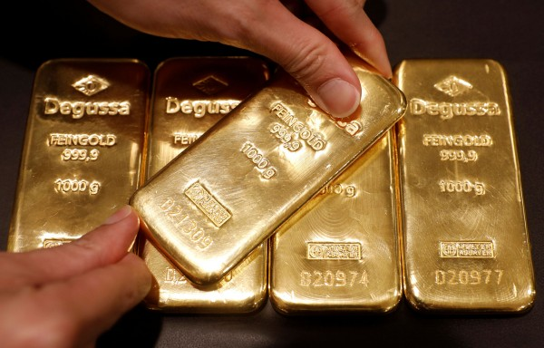 IF THE US BACKS OUT OF THE IRAN DEAL THEN GOLD WILL SHOOT HIGHER