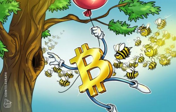 BITCOIN'S MOMENT HAS ARRIVED RALLY COULD HAVE QUITE A WAY TO GO