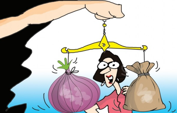 THE GREAT INDIAN ONION CRISIS: RISK OF POLITICAL FALLOUT