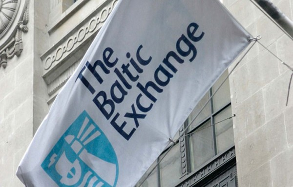 BALTIC EXCHANGE INDICES ARE BEING KEPT LOW TO SUIT CHARTERERS