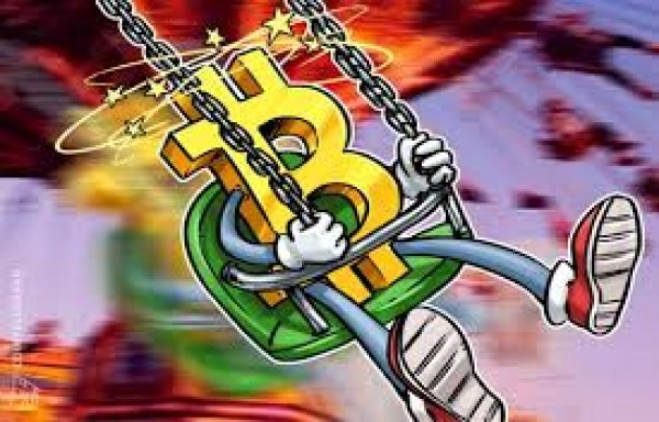 BITCOIN SAW OF RED DAYS IN TWO WEEKS: LOSE 26% IN VALUE