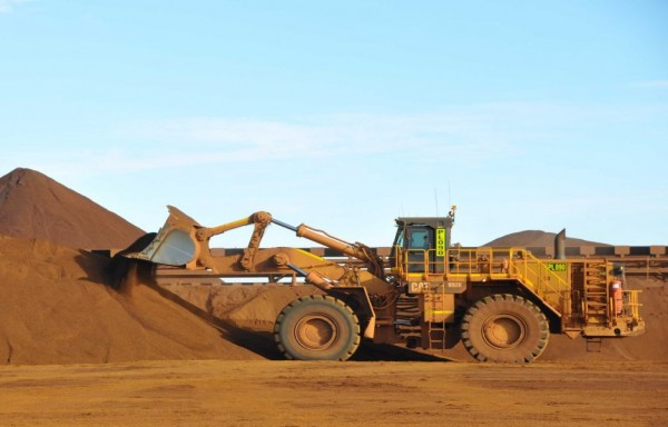 IRON ORE PRICES COULD SPUR: CHINA'S INVENTORIES HITTING NEW LOWS