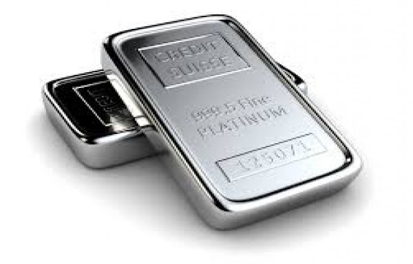 PLATINUM PRICE HAS FALLEN TOO SHARPLY NOW POTENTIAL FOR A RECOVERY