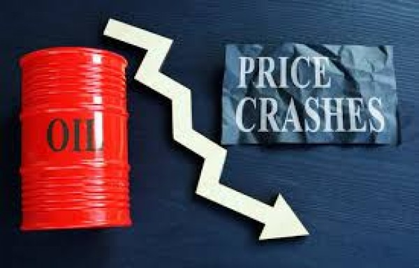 CRUDE OIL HIT 19-YEAR LOW THE PROBLEM IS NOT SUPPLY BUT ITS DEMAND