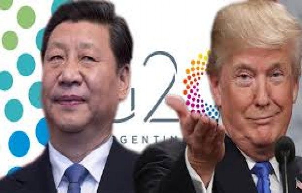 G20 ARGENTINA SUMMIT IS EXPECTED TO SET A TRADE WAR TURNING POINT