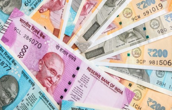 WHERE GOES INDIAN CURRENCY? INDIA'S FACTORY ACTIVITY STEEPEST DECLINE
